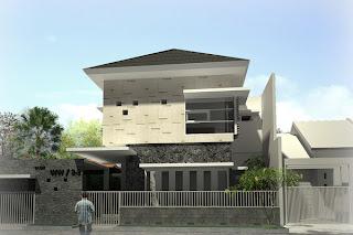 Desain Ruangan Rumah Minimalis on Sebagai Contohnya  Berikut Desain Rumah Minimalis Modern  Eksterior