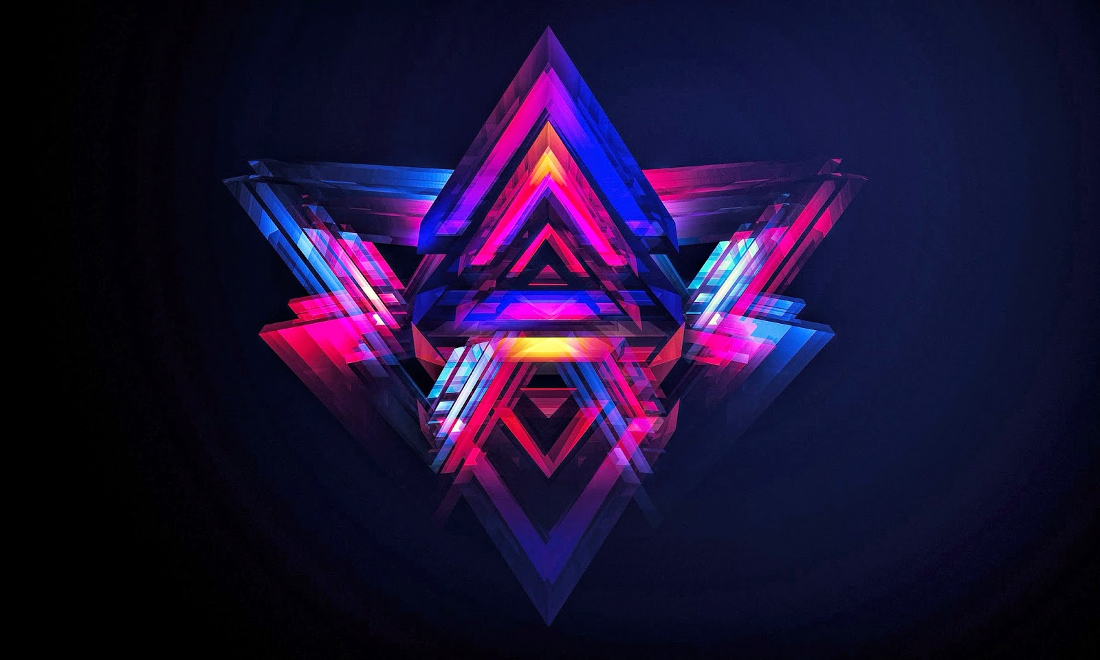 triangle abstract wallpapers hd - photo #5