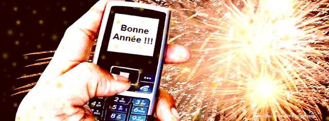 sms pour le nouvel an