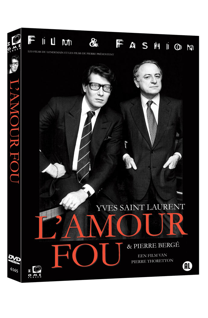 Yves Saint Laurent L'amour flu by Pierre Berge documentary