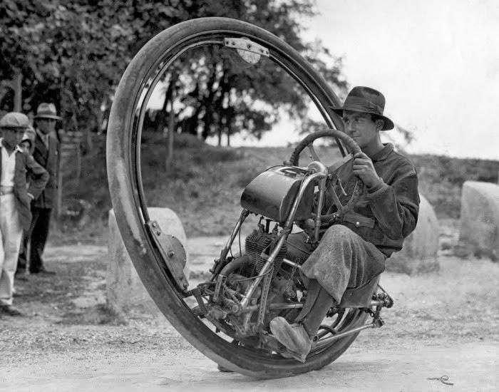 O Monociclo