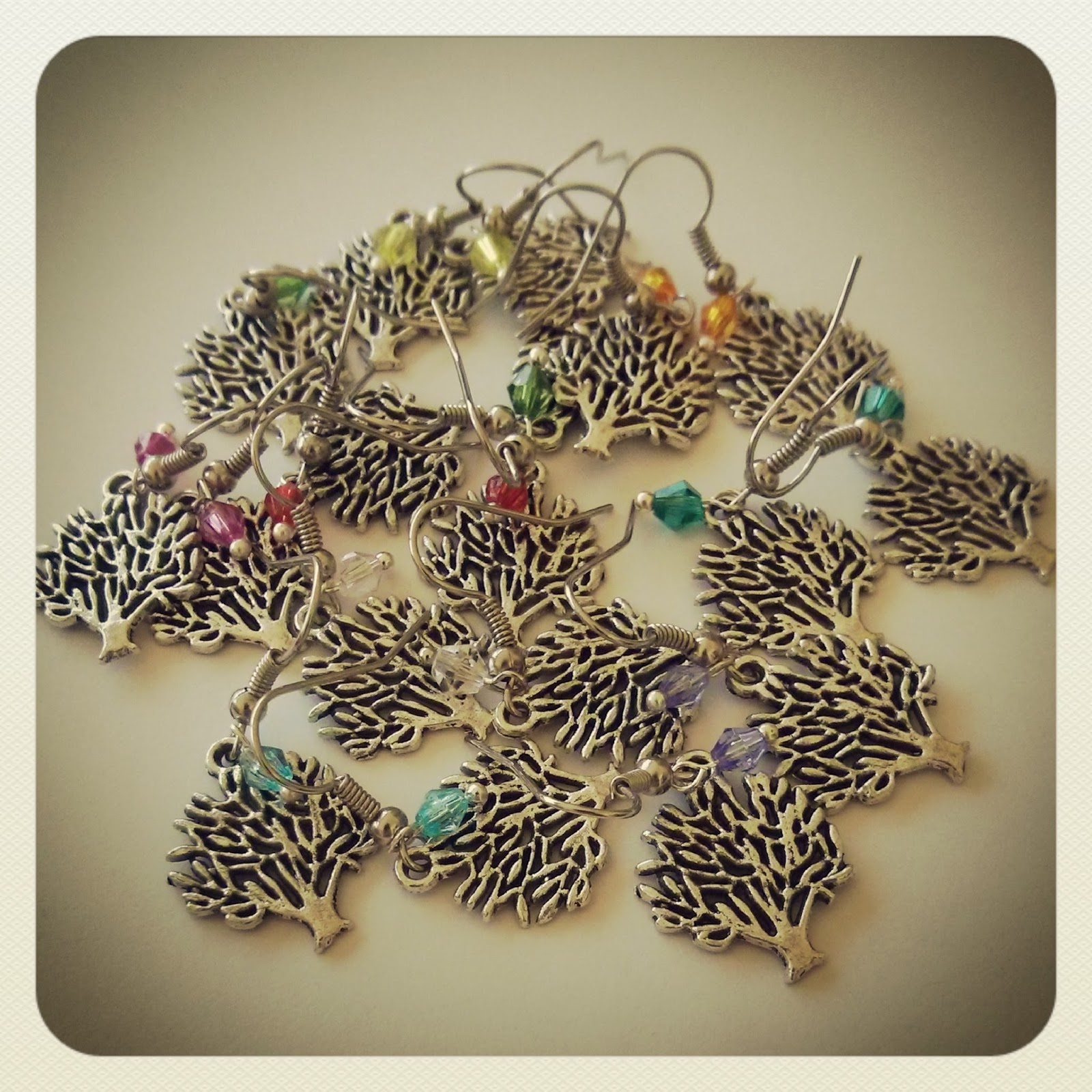 instagram arbre boucles