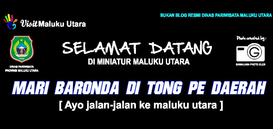 Visit Maluku Utara