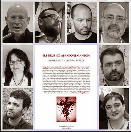 Llibre homenatge a Antoni Ferrer