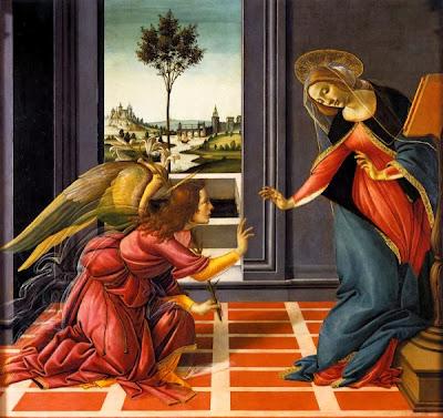 Anunciació de Cestello (Sandro Botticelli)