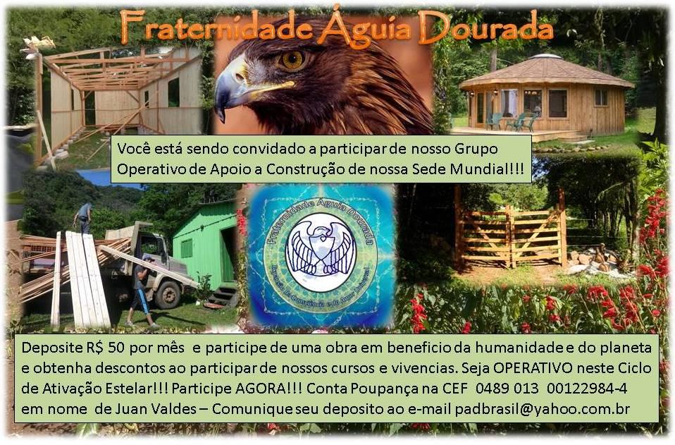 AJUDE-NOS A CONSTRUIR UM MUNDO MELHOR!!!