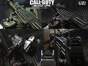 Call Of Duty: Black Ops Weapons Portfolio