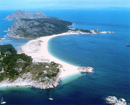 World Travel Destinations: Las Islas Cies - Galicia, Spain