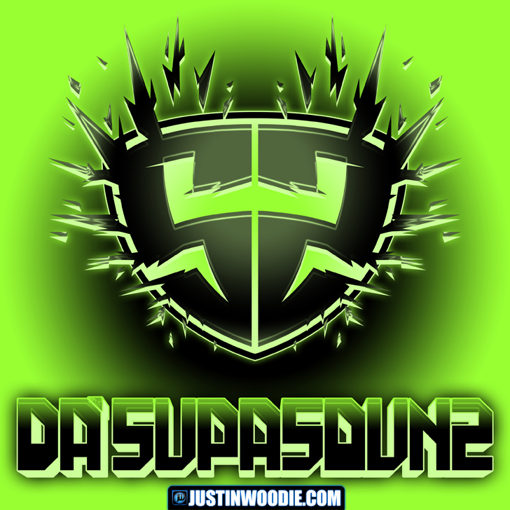 Da SupaSounz Graphic Logo Design
