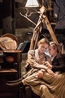 Handel Furioso: Anna Starushkevych and Robyn Allegra Parton: photograph Robert Workman