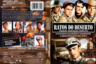 RATOS DO DESERTO - SÉRIE DE TV - REMASTERIZADA