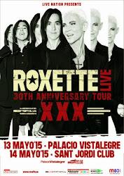 ROXETTE @ ESPAÑA