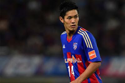 Manchester United Menginginkan Yoshinori Muto Untuk Mengisi Lini Depan