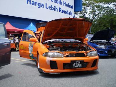promote bumper wira
