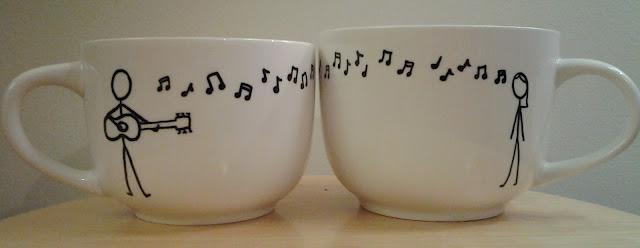 boyfriend music mug