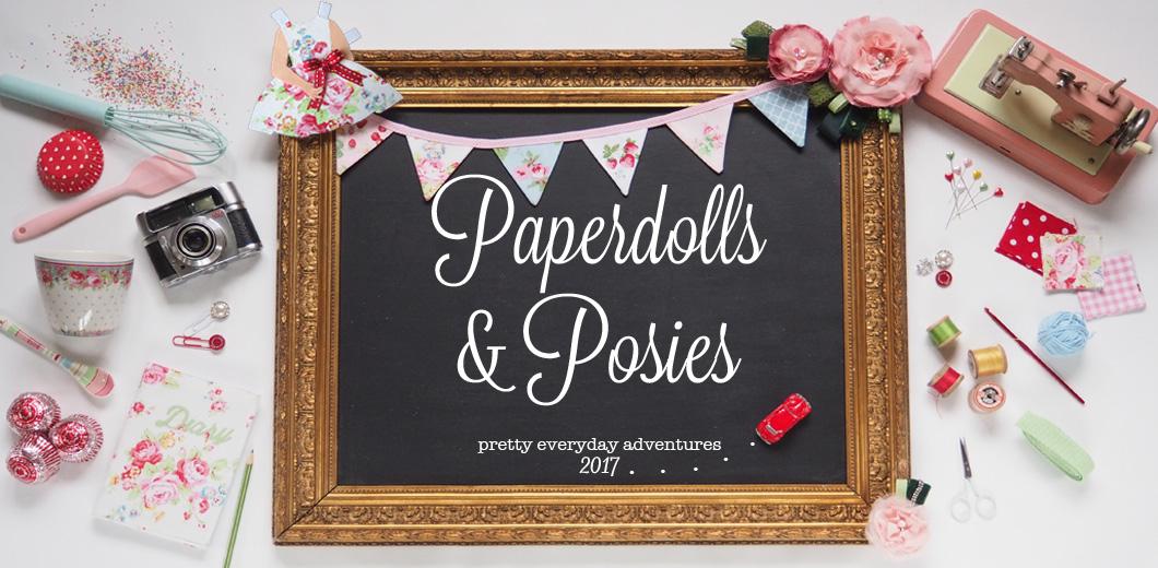 Paperdolls & Posies