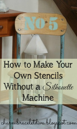 DIY STENCILS!