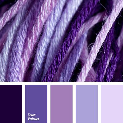 Вязание подборка цвета