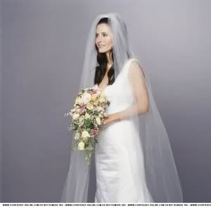 WhimsyBride Look A Likes For Less Monica Gellar Wedding Gown