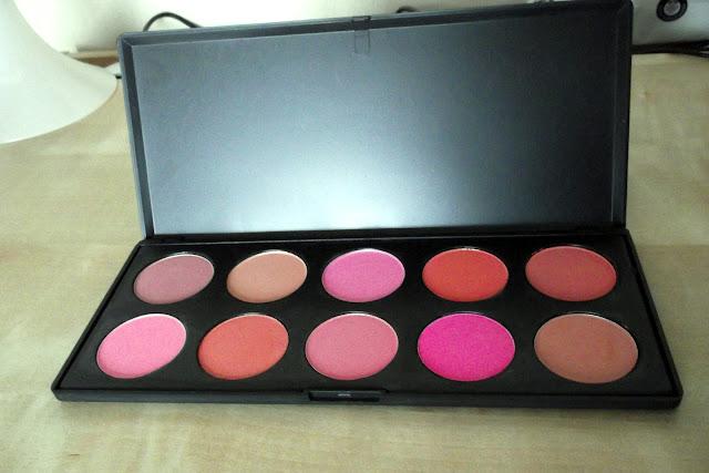 ebay blush palette