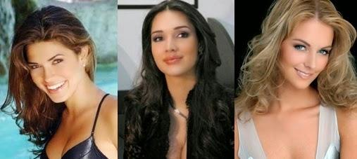 Misses Universo 02 - 03 - 04