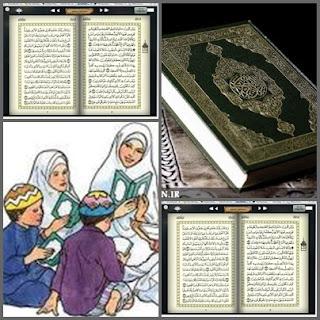 Model Khatam al-Quran