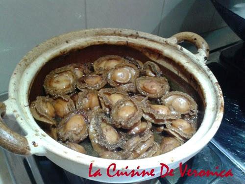 La Cuisine De Veronica 炆鮑魚