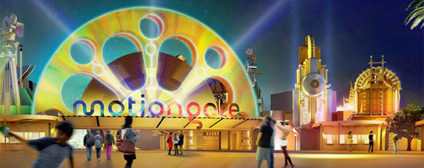 Lionsgate Zone At Motiongate Dubai Theme Park To Feature 'Hunger Games' Attractions