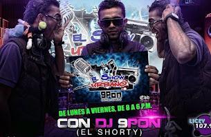 EL SHOW URBANO BY DJ 9PON