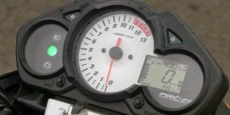 Kelebihan Speedometer Honda CB150R StreetFire