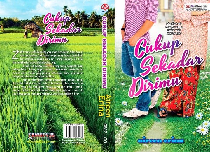 Novel Terbaru: Abah, Adik Nak Kahwin!