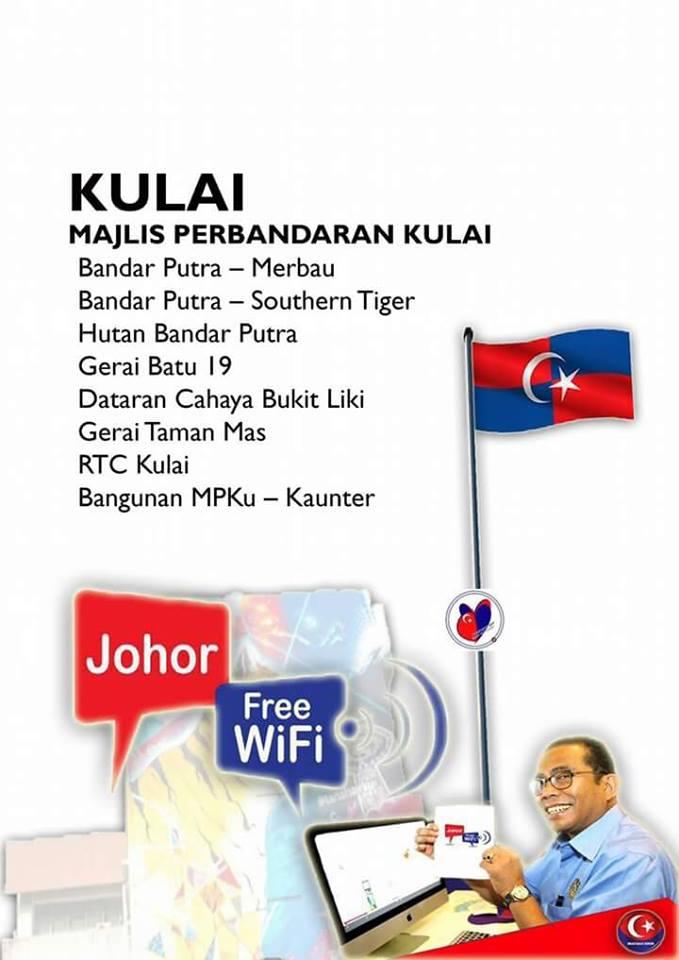 wifi percuma johor