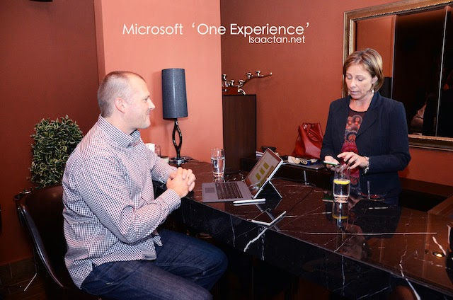 Microsoft's 'One Experience' - Work And Play Can Be Fun