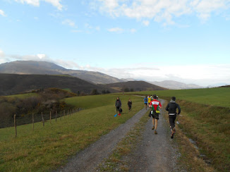 Senpereko trail 2017