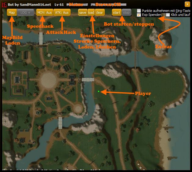 Screenshot Metin2 Hilesi   Hız Hilesi   Atak Hilesi   Saldırı Hilesi   Farmer Multihack v1.0 indir   Videolu