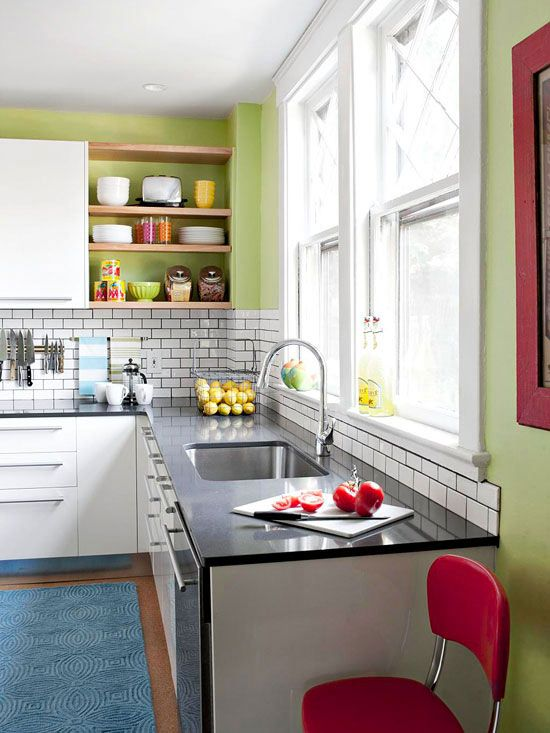 The collected interior mid century modern home updates for Modern kitchen updates