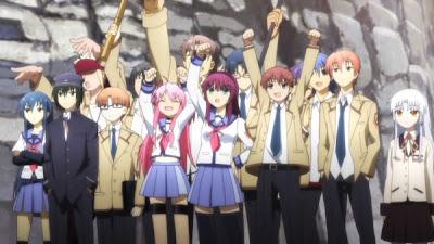 Raking mejores animes 2001 a 2010
