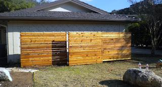 Деревянный забор. Фото 79