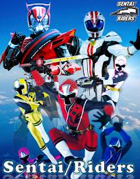 Banner do Sentai/Riders