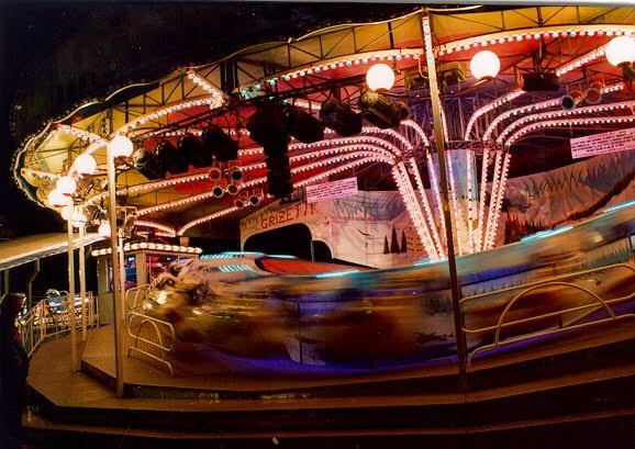 Sanremo buongiorno giornate speciali al luna park di for Giostre luna park usate