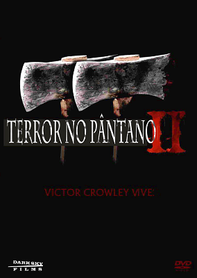 Filme Poster Terror no Pântano 2 DVDRip XviD Dual Audio & RMVB Dublado