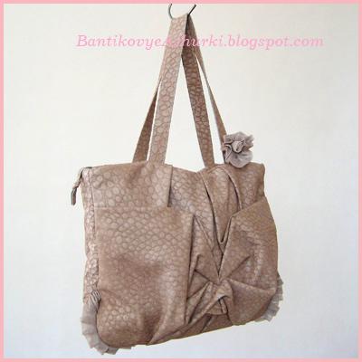 Идеи для женских сумочек