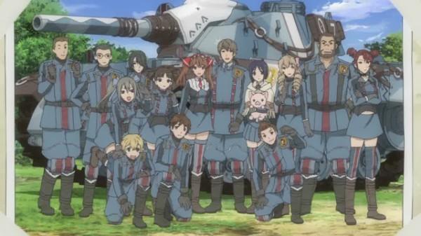 Aika zero 1 ova anime 2009 - 1 2