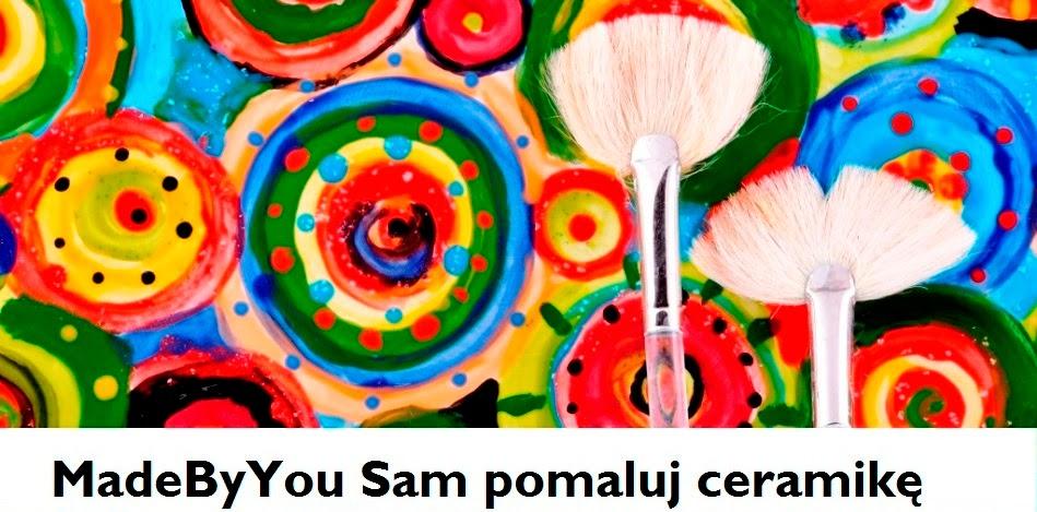 MadeByYou Sam pomaluj ceramikę