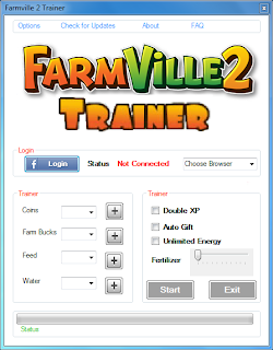 Cheat/Hack for Facebook. It generates unlimited Coins , Farm Bucks