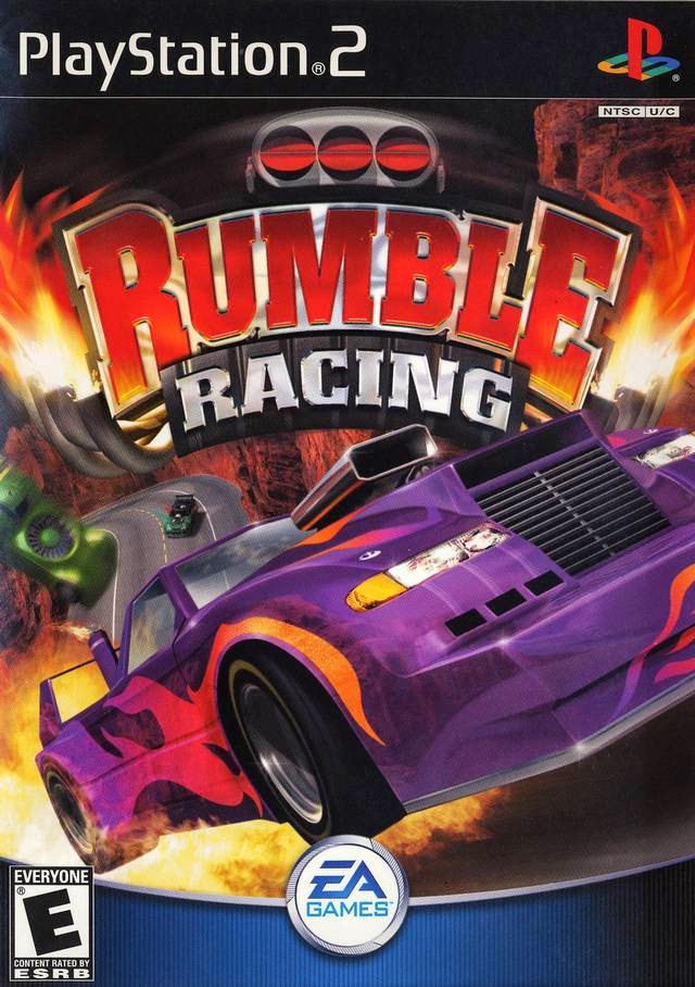 Download RUMBLE RACING PS2