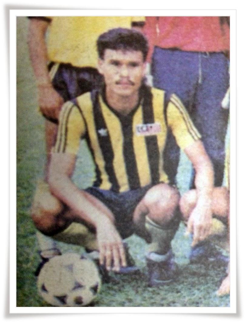 Nostalgia Liga Malaysia Allahyarham Zaid Jamil