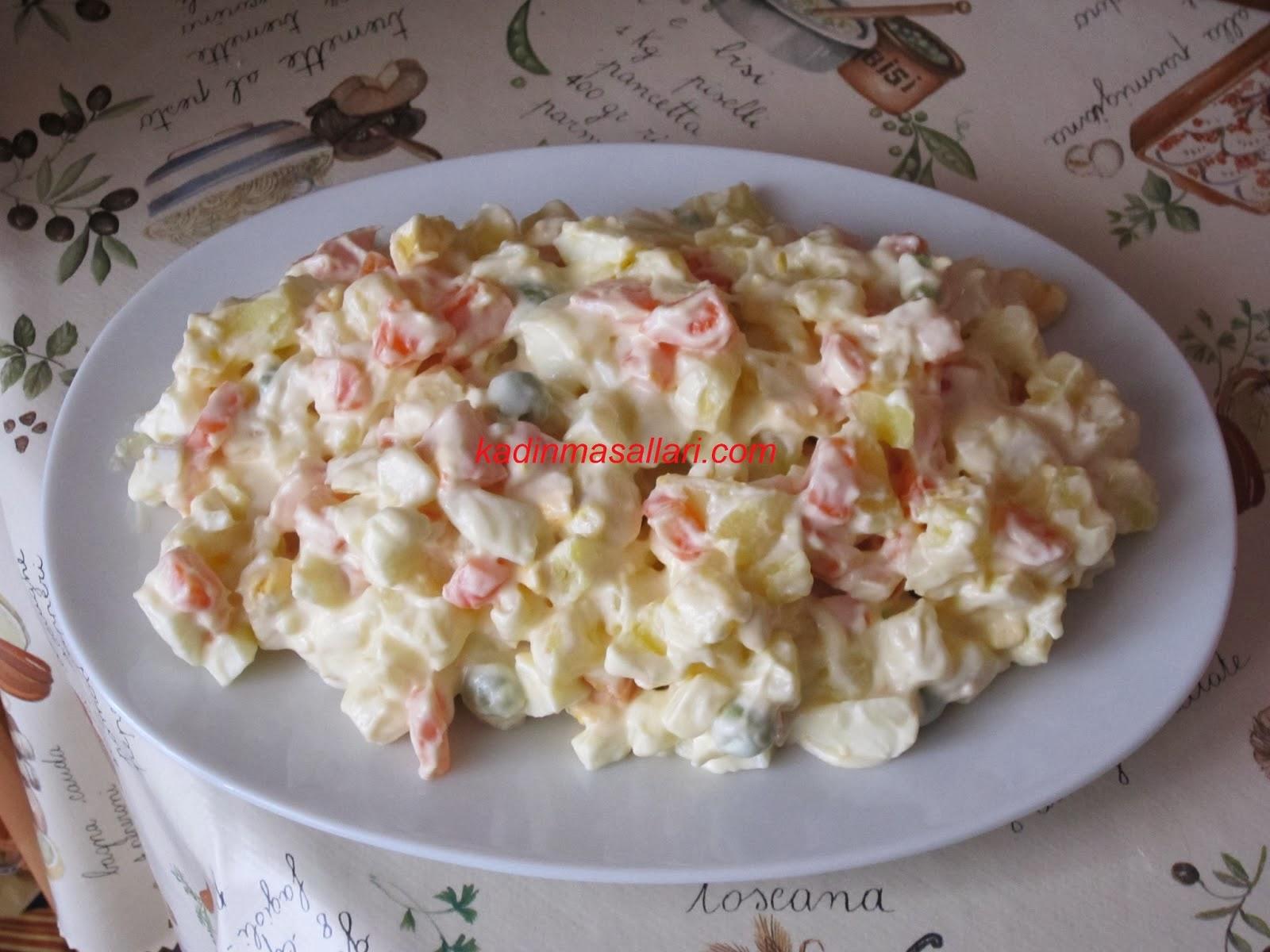 Amerikan Salata
