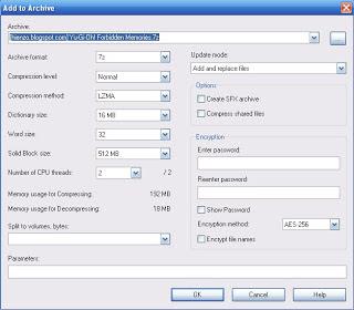 Tutorial Menggunakan 7-Zip untuk Extract dan Compress Game