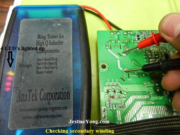 how to completely test lcd inverter transformer komputer471 rh komputer471 blogspot com blue ring tester kit assembly user manual Manual Testing Key Skills
